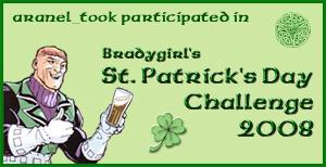 "bradygirl_12""s St. Patrick""s Day Challenge"