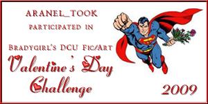 """Bradygirl""""s Valentine""""s Day Challenge"""