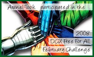 DCU FFA February Challenge