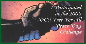 DCU FFA Peace Day Challenge